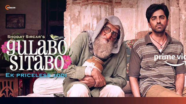 Gulabo Sitabo (2020) Hindi Full Movie Download Free