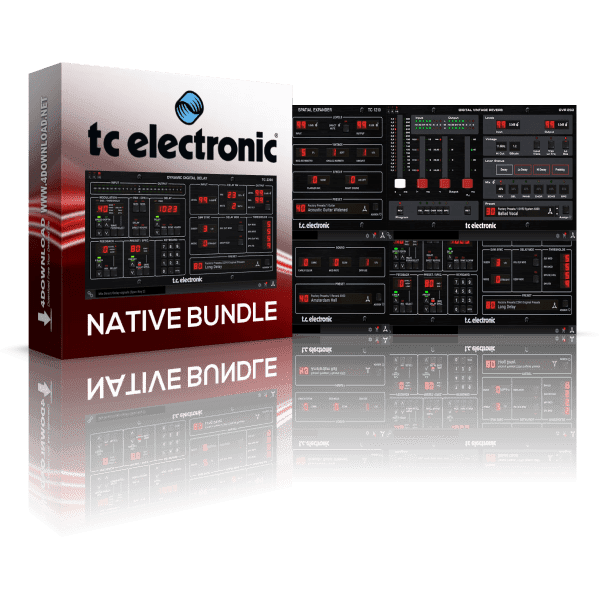 TC Electronic Bundle v2.0.02 Full version