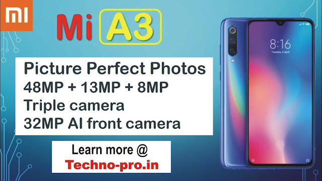 Xiaomi Redmi A3 : Stock android phone, Price, Specs, Highlights of this phone check here ??