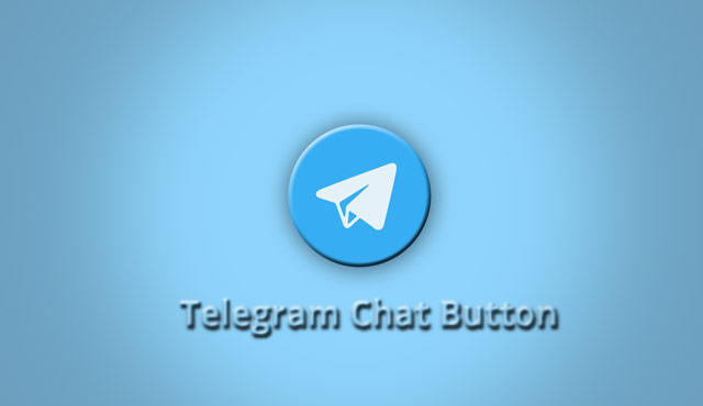 Telegram Chat Button
