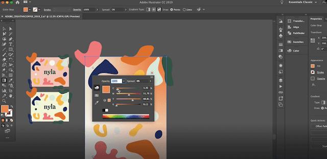 Screenshot Adobe Illustrator CC 2019 v23.1.0.670 Full Version