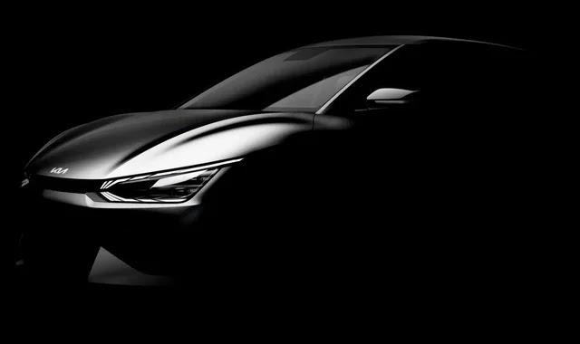 Kia markets its next EV6 electric car