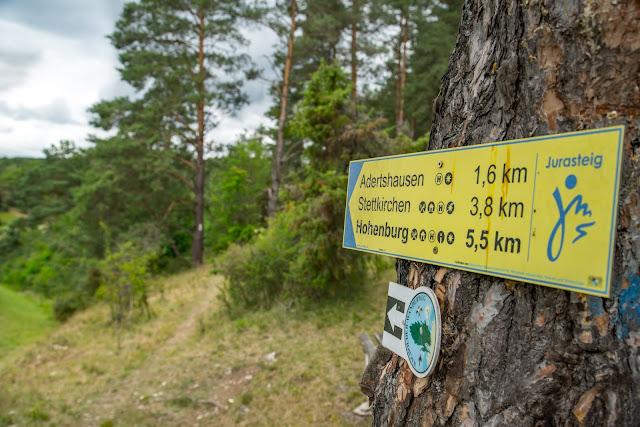 Wacholderweg von Aicha nach Allersburg  Wandern im Amberg-Sulzbacher Land 05