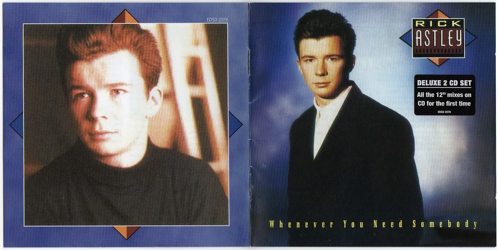 193 Udio Music Classic Rick Astley 1987 Whenever You Need