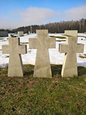 Немецкое кладбище в Бобруйске