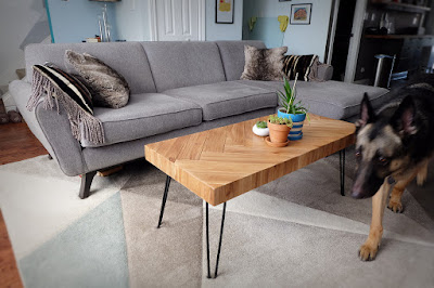 wood coffee table area rug disruptor furniture couch online