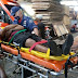 Trabalhador fica ferido depois de ser prensado por equipamento industrial em Porto União