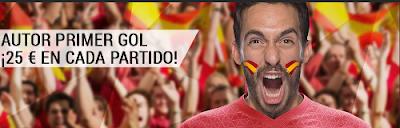 bwin autor primer gol 25 euros cada partido Eurocopa2016