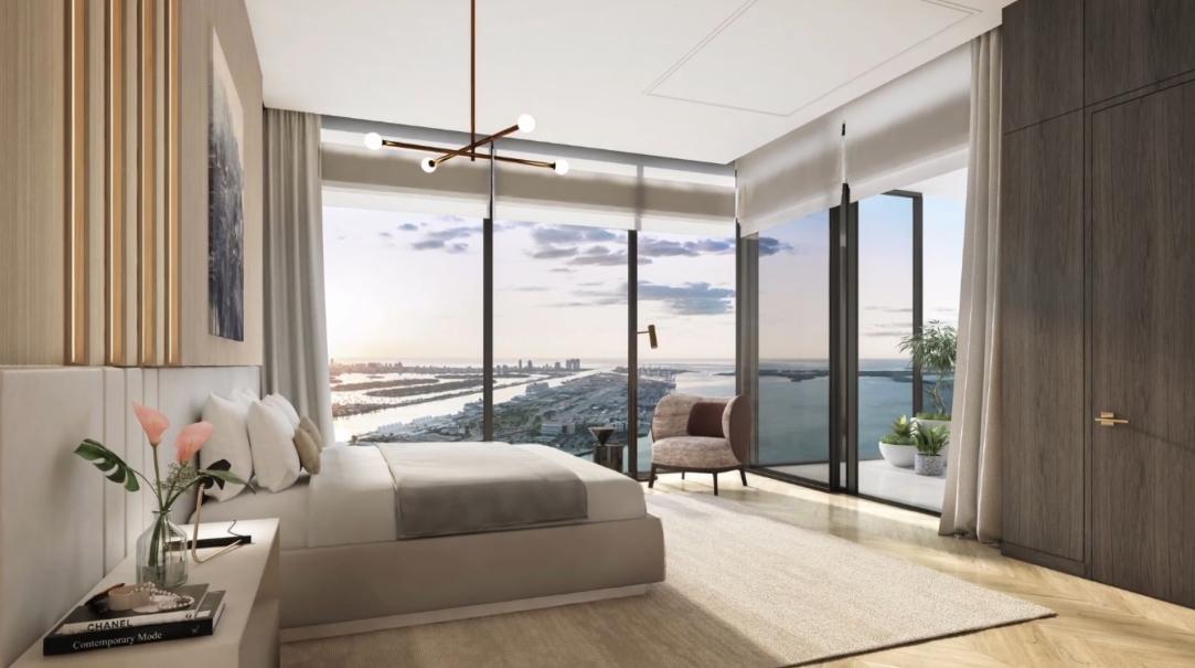 11 Interior Design Photos vs. Waldorf Astoria Miami Luxury Condo Tour