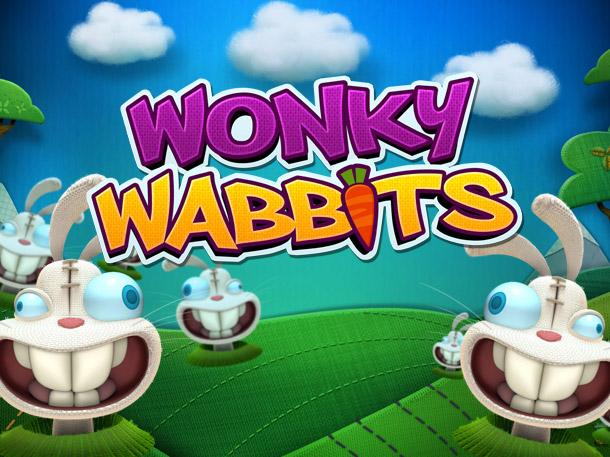 Wonky Wabbits Slot by NetEnt