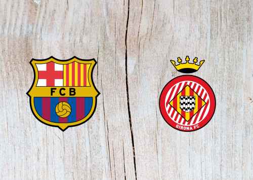 Barcelona vs Girona Full Match & Highlights 23 September 2018