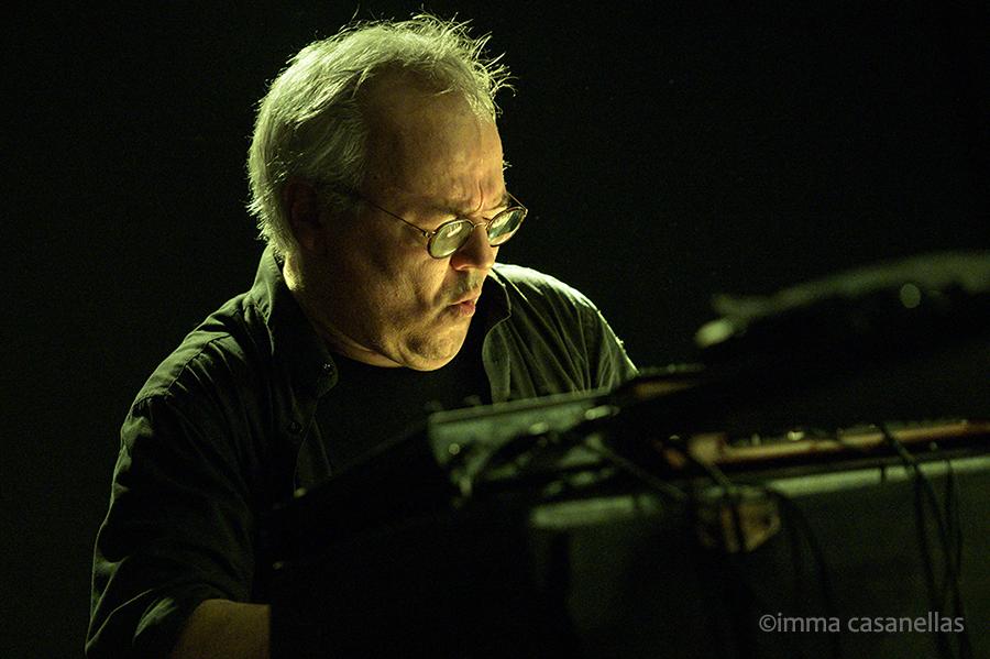 Benoît Corboz, La Nau, Barcelona, 14-febrer-2020