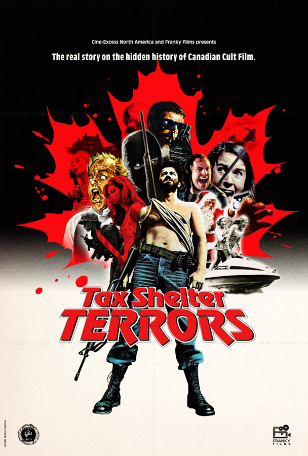 tax shelter terrors poster