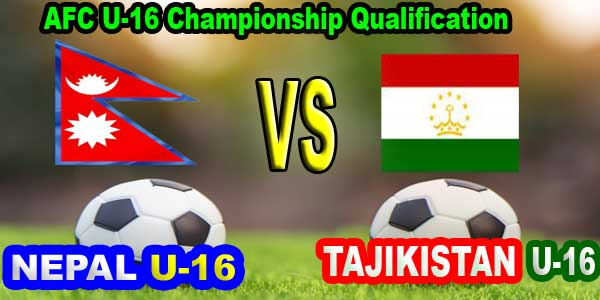 Nepal u16 vs Tajikistan u16 live