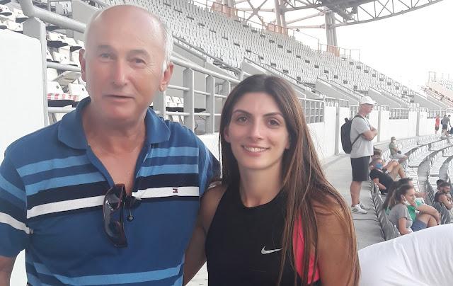 Πανελλήνιο Πρωτάθλημα: Χρυσό μετάλλιο για την Ναυπλιώτισσα Κωνσταντίνα Γιαννοπούλου στα 800μ