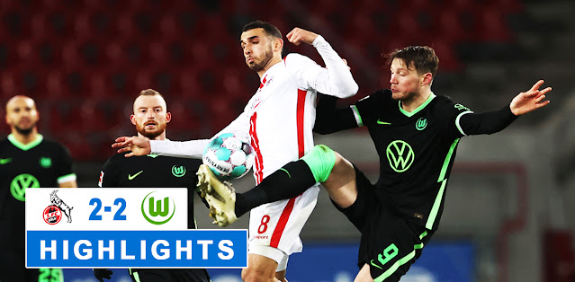 Köln vs Wolfsburg – Highlights