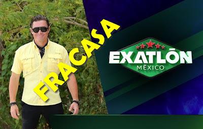 Fracasa Exatlón México 2019