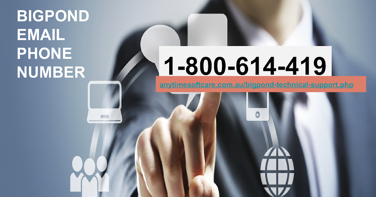 FOR IMMEDIATE BIGPOND TECHNICAL SUPPORT PHONE NUMBER DIAL TOLL-FREE 1-800-614-419
