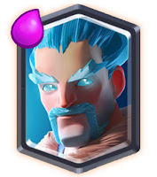 kartu ice wizard clash royale