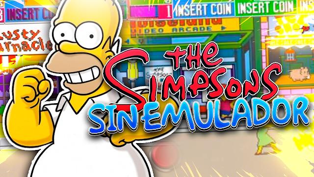 The Simpsons Árcade (Sin Emulador) Para Teléfonos Android [Apk]