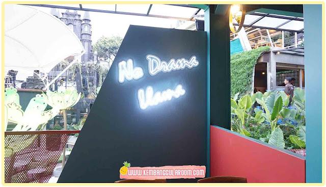 cakrawala restaurant, tempat instagramable bandung