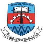 Federal Poly Ede HND Full-time Admission Form 2018/2019