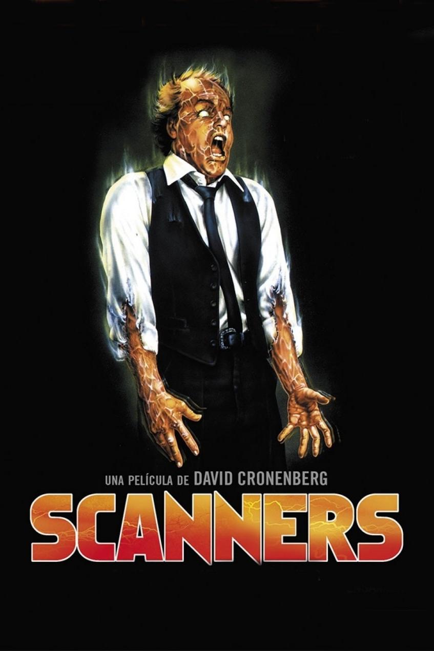 El Baúl Retro: Scanners 1981 ▻Horror Hazard◅ - Horror Hazard