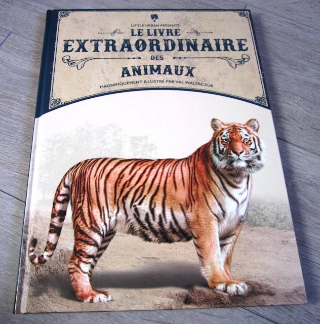 le livre extraordinaire des animaux