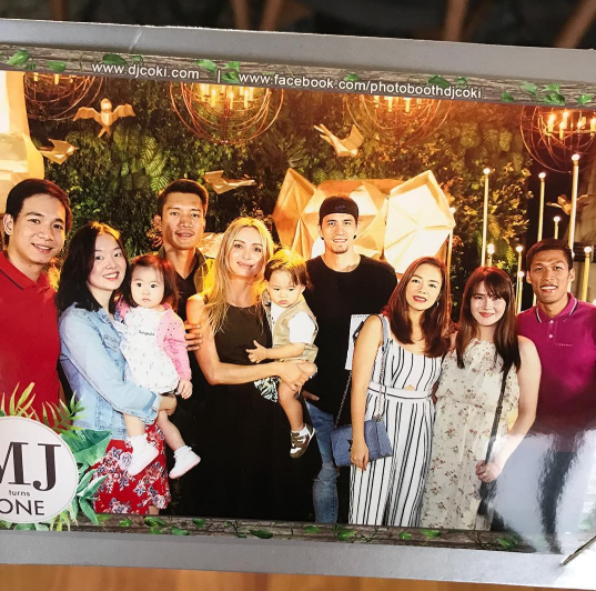 ON THE BRIGHTER SIDE: Look at James Yap's Son 1st Birthday with ELEGANT RAINFOREST THEME