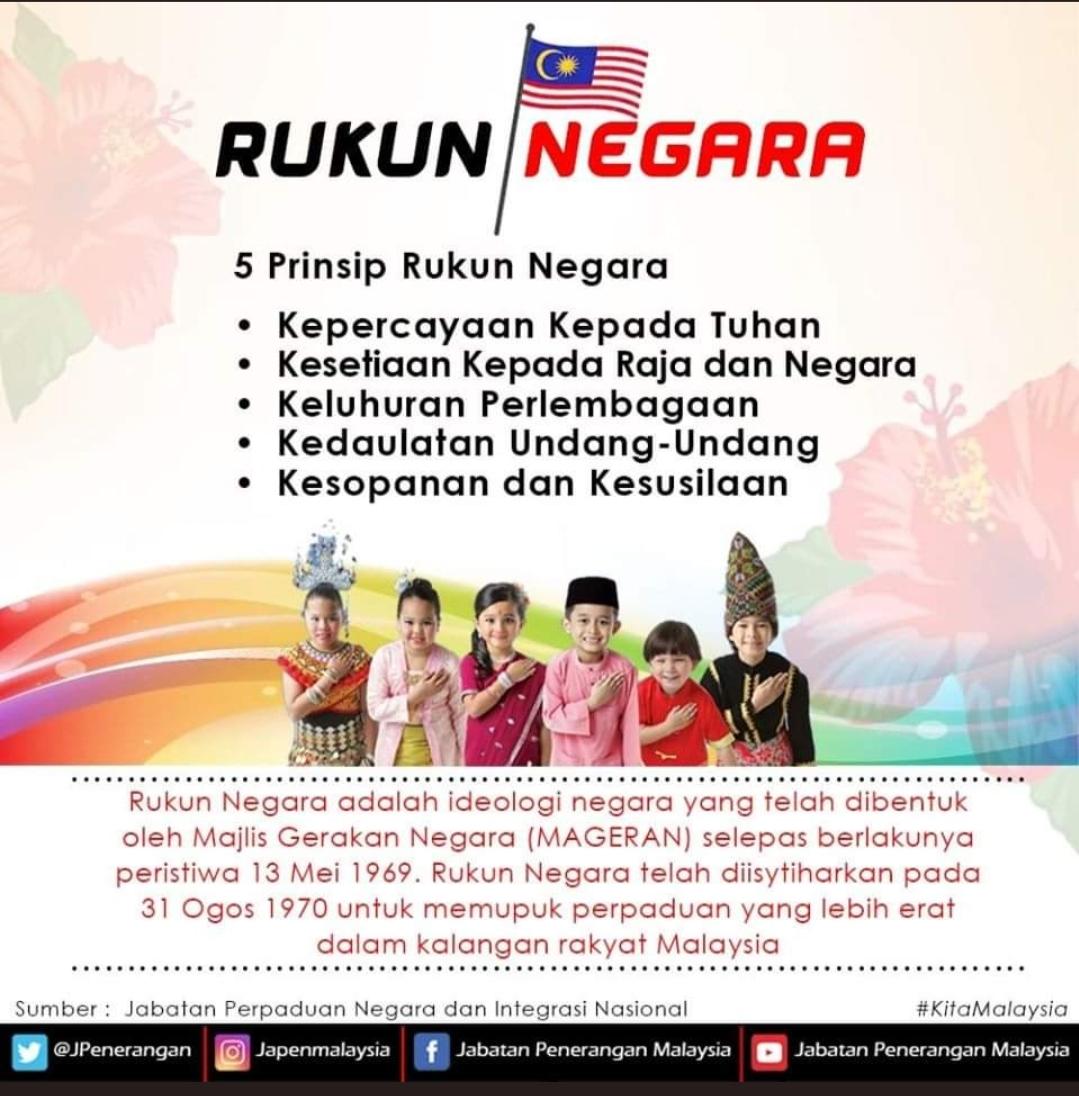 Rukun Negara Malaysia