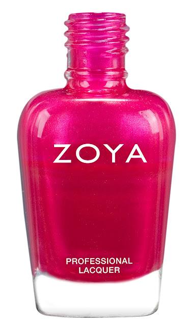 Zoya ZP1019 Rosa