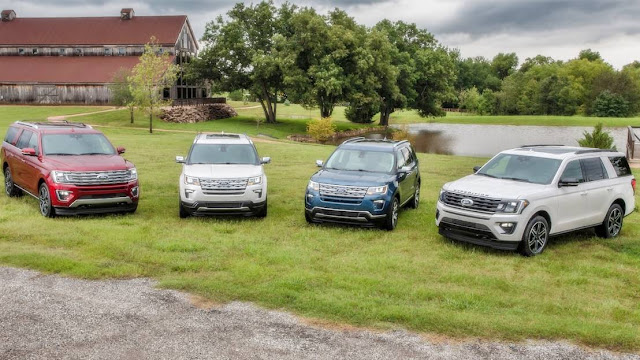 2019 Ford Expedition Special Edition News