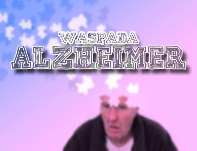 Alzheimer: Gejala, Penyebab, dan Pencegahannya