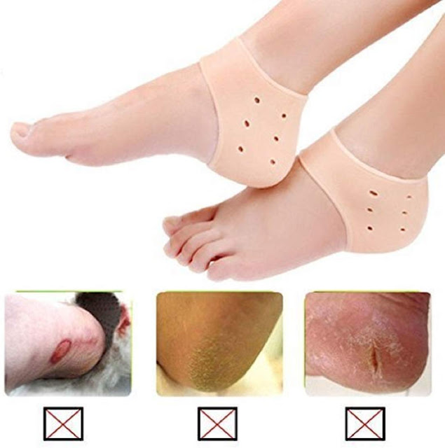 यह Heel Anti-Crack Set आपके हील को नहीं होने देगा क्रैक, कीमत मात्र इतनी