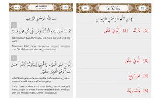 standar baca alquran indonesia