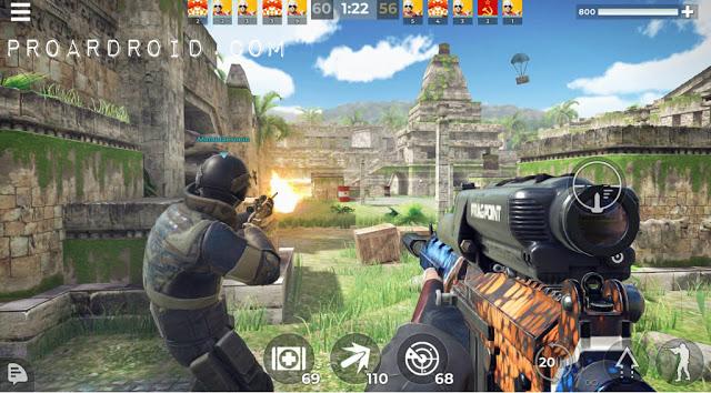 AWP Mode: Elite online 3D sniper FPS النسخة المهكرة