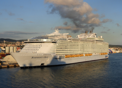Symphony Seas - Cruise Ship