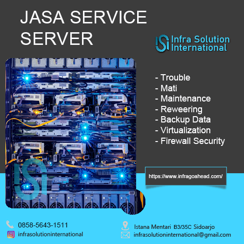 Service Server Lumajang Enterprise