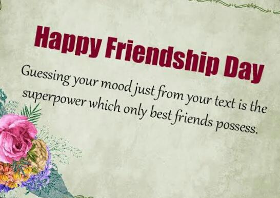 Best 2 Lines Happy Friendship Day Status Shayari Wishing Sms Quotes In English Shubhkamnayestatus