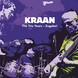 Kraan - 2019 -  The Trio Years - Zugabe!