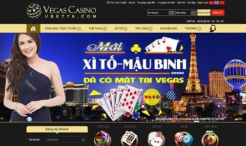 Hướng dẫn Vegas casino trên điện thoại