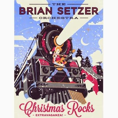 Brian Setzer Christmas.Set List The Brian Setzer Orchestra Christmas Rocks