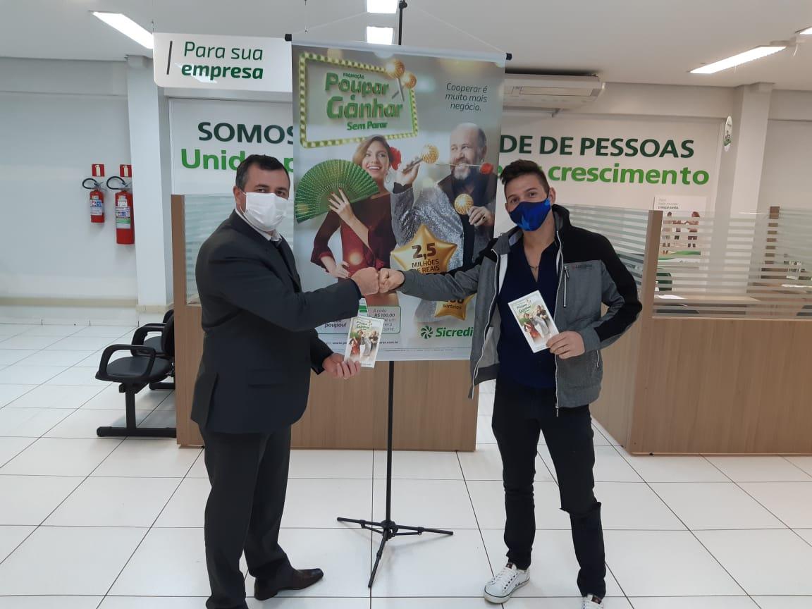 Sicredi realiza sorteio especial de R$ 500 mil em outubro, mês da poupança