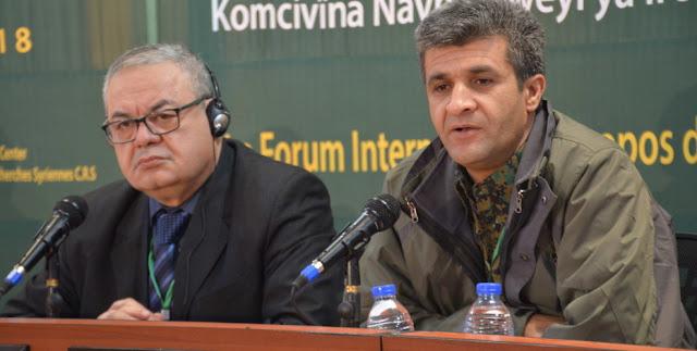 Εκπρόσωπος YPG: Η Τουρκία ένοχη εγκλημάτων πολέμου