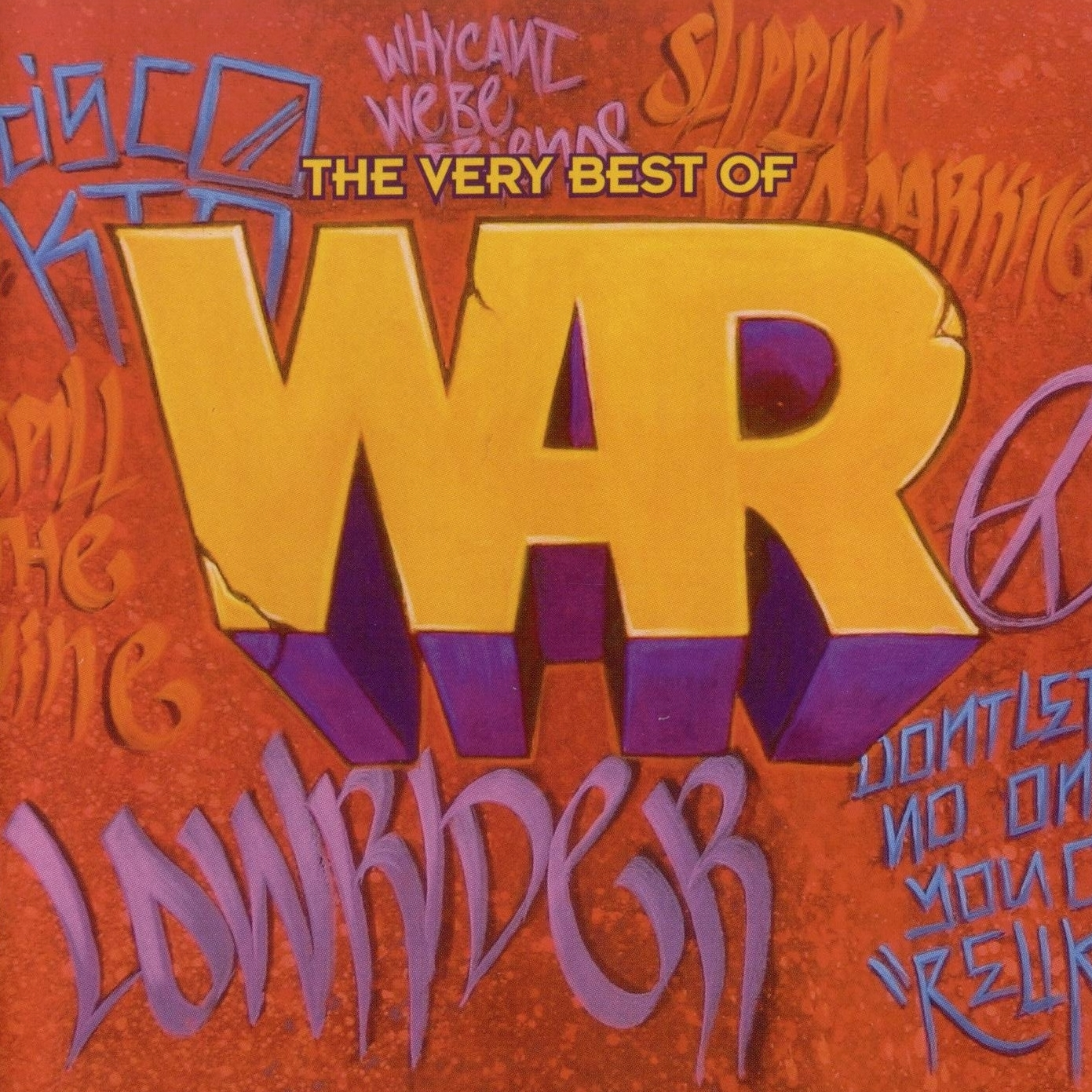 Im Rider Song Download: The Very Best Of WAR