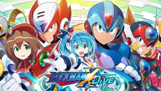 ROCKMAN X DiVE - How To Play on PC with Android Emulator