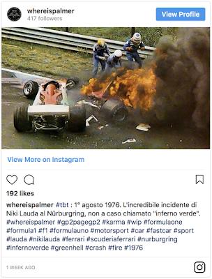 Where is Palmer Instagram