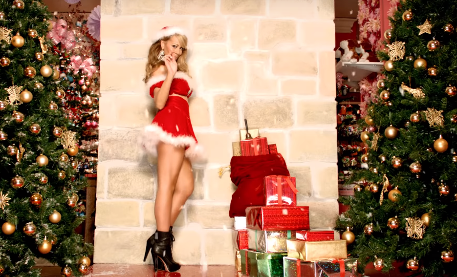 Letras de Canciones All I Want For Christmas is You - Mariah Carey (Spanish Translation) Traducción al Español