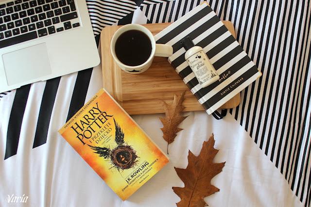 Harry Potter i Przeklęte Dziecko - J.K. Rowling, John Tiffany, Jack Thorne