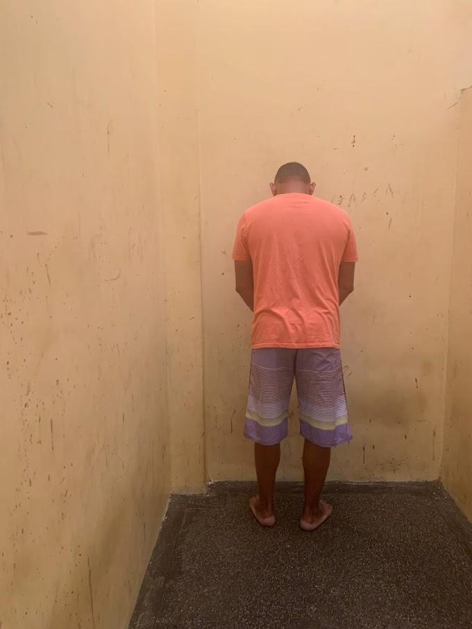Polícia Civil prende músico denunciado por agredir e manter a companheira em cárcere privado